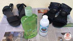 신발 냄새관리 어렵지 않아요! 초간단 신발탈취 비법