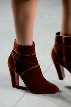 Fall 2016 Shoe Trends Straight From the Runway - Best Fall Shoes