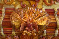 catherine's palace amber room - Google Search