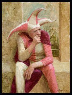 Kenne Gregoire  -  Oude Nar (Old Jester)  2011