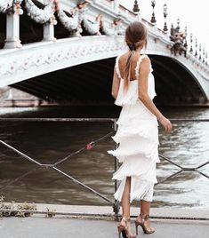 White Dress Party Classy Style Ideas For 2020 Dress Vestidos, Prom Dresses, Summer Dresses, Wedding Dresses, Wedding Hijab, Evening Dresses, Looks Cool, Looks Style, Fashion Models