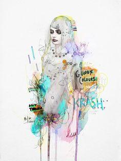 nuncalosabre. Ilustración - Raphael Vincenzi