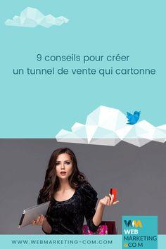 9 conseils pour créer un tunnel de vente automatique qui cartonne vraiment. / #inboundMarketing