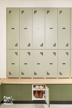 We understand what cyclists need, so we designed the (patented) Maximus locker. This deep box locker knows a super generous hanging height and integrated bench seating with shoe storage. Secure Storage, Changing Room, Bench Seat, Shoe Storage, Lockers, Cyclists, Ann, Change, Deep