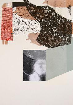 Collage serie - Damien Tran
