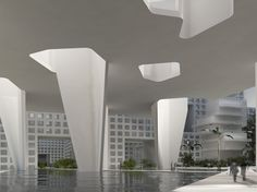DONGGUAN MASTER PLAN_STEVEN HOLL ARCHITECTS