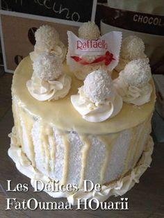 Layer Cake RaphaëllO ♥( NOix de CocO )