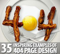 35 Inspiring Examples of 404 Page Design