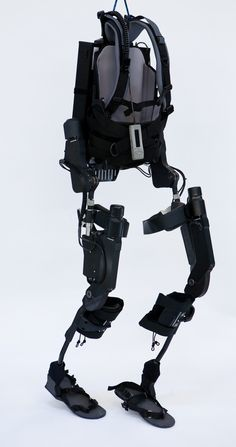 #eClothing #exoskeleton