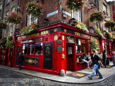 The Temple bar pub - Dublin - Ireland | Flickr - Photo Sharing!, Photo by Frank Smout