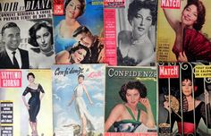 https://flic.kr/p/HDAYeb | ava gardner. some cover of my little collection