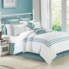 Chic Home Cosmo 12 Piece Comforter Set & Reviews | Wayfair