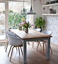 esszimmer interieur esszimmerstühle weiß ähnliche tolle Projekte und Ideen wie im Bild vorgestellt findest du auch in unserem Magazin