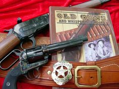 Old Guns and Whispering Ghosts