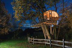 Sprookjesachtige huizen in bomen | roomed.nl