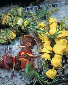 The best marinated Lamb Kebabs, Fish Kebabs and Chicken Kebabs