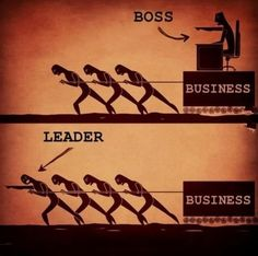 Always be the leader. Treat employees with the respect and kindness they deserve. I cannot wait to be a leader some day :)