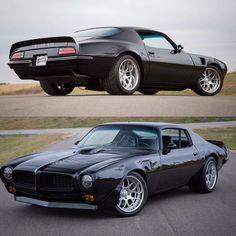 1973 Trans Am with Firebird Car, Pontiac Firebird Trans Am, Pontiac Banshee, Old School Muscle Cars, Custom Muscle Cars, Custom Cars, Pontiac Cars, Pony Car, Sweet Cars