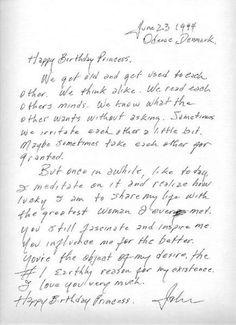 La lettera d'amore più bella di sempre? Eccola. Grande anche chi l'ha scritta: Johnny Cash