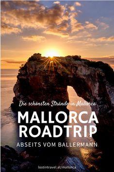 Entdecke die schönsten Strände auf Mallorca für deinen nächsten Mallorca Urlaub - und dies ganz abseits vom berühmten Ballermann. Wir hatten das Glück Mallorca noch kurz vor Ausbruch des Corona-Virus zu besuchen und sind begeistert, was Mallorca alles zu bieten hat. Denn Mallorca zieren abseits vom Ballermann wunderschöne Landschaften und türkisblaue Strände. Wir haben während unseres Urlaubs auf Mallorca die schönsten Strände von Mallorca besucht. Wanderlust, Roadtrip, Strand, Trips, Travel Photography, Happiness, Inspiration, Corona, Landscapes