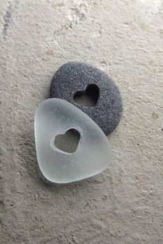 Hearts of stone...