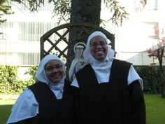 Discalced Carmelite Nuns of the Monastery of the Sacred Heart of Jesus and Saint Joseph. Valladolid, Spain / Community pictures