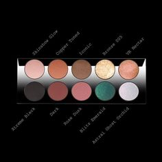 Mothership II: Sublime Palette - A celestial collection of 10 cult-classic shades in fiery coppers, poetic pinks, mesmerizing jewel tones, brilliant bronze and signature matte neutrals that offer pure vibrant colour saturation and diamond sparkle intensity, all married in one iconic palette.