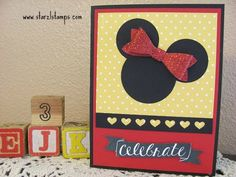 Minnie Mouse by starzlmom28 - Cards and Paper Crafts at Splitcoaststampers
