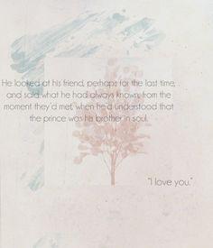 Chaol Westfall and Prince Dorian Havilliard.  I love their friendship so much, it's so sweet.  <3