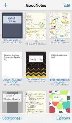 GoodNotes 4 iOS App