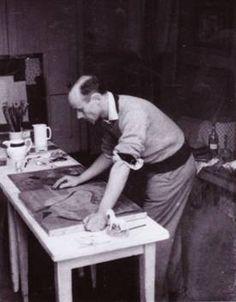 Ben Nicholson c.1932