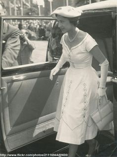 Princess Margaret at Hampstead Garden Princess Of Wales, Princess Diana, Queen's Sister, Margaret Rose, British Monarchy History, House Of Windsor, Royal House, Queen Elizabeth Ii, Royal Fashion