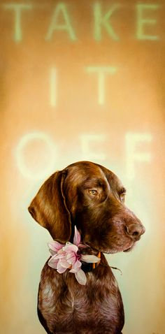 NYC Dog Paintings by Dana Hawk - I loooooooove her paintings and titles!!!!!!!!!!!!!!!