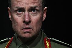 Unlikely feminist hero: Australian Army chief's video message draws plaudits, and rightly so. Too bad the heads of our armed forces won't do this. I'd like to see our Commander in Chief stand up and say this to all people here in the USA.