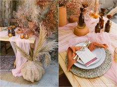 Wedding Shoot, Boho Wedding, Wedding Venues, Wedding Decorations On A Budget, Table Decorations, Burgundy Decor, Boho Decor, Modern Decor, Floral