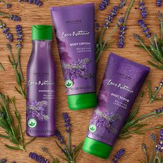 Discover the best of with Relaxing Lavender Set. Shower and … – nature – beauty skin care Oriflame Beauty Products, Best Makeup Products, Natural Cosmetics, Makeup Cosmetics, Beauty Skin, Health And Beauty, Cosmetic Companies, Body Scrubs, Shower Gel