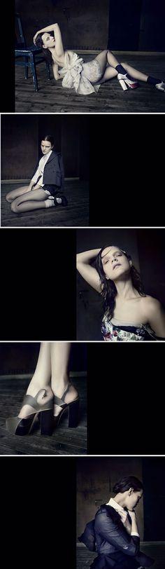 Paolo Roversi - photoshoot