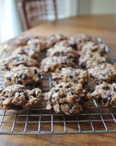 Freezer-Friendly Homemade Breakfast Cookies -- these are SO good, and good for you, too!