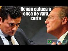 Renan cria armadilha para Sérgio Moro - YouTube