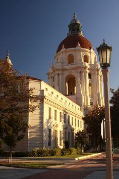Beautiful Pasadena City Hall, California