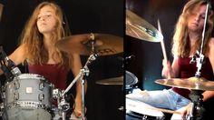 Sweet Home Alabama (Lynyrd Skynyrd); drum cover by Sina