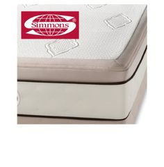 Mattress: Simmons Beautyrest - Kailey Plush Firm Drop Top Collection Simmons Beautyrest, Drop Top, Queen, Stores, Mattress, Plush, Container, Collection, Mattresses