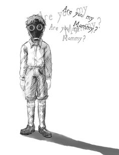 Are you my Mommy? - Doctor Who fan art by kitkalin on deviantART
