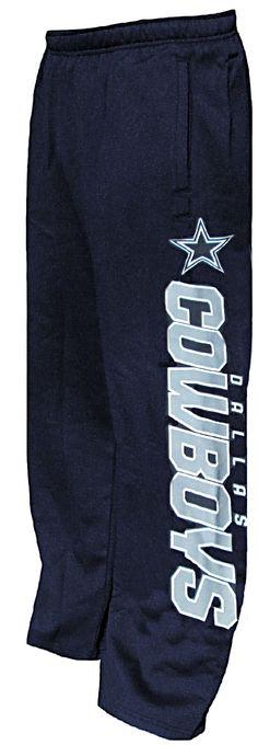 Dallas Cowboys Mens Blue Confidence Sweatpants $36.95