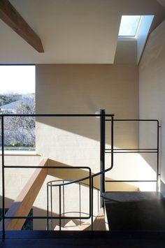 #handrail 由居庵(YUIAN) / Takeshi Hirobe Architects