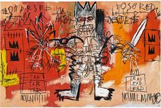 The Unknown Notebooks of Jean-Michel #Basquiat http://nyti.ms/18lPzih  #art Untitled, 1981. http://on.fb.me/1A3YhsW