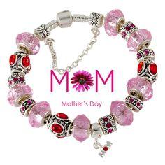 Charm Bracelets for Moms | eBay