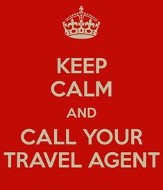 Travel Agents are your friends! #TravelLeaders #Ilovemytravelagent #Travelbetter