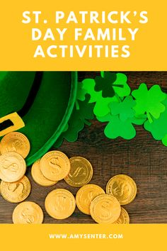 Celebrate St. Patrick's Day as a Family This Year | Intentional Living Holiday Activities, Family Activities, Irish Songs, Bible Timeline, Book Outline, Monthly Themes, Rainbow Crafts, Family Events, Months In A Year