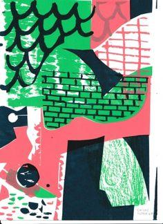 Gravures & Estampes | Encore Super | Paysage II | Tirage d'art en série limitée sur L'oeil ouvert Artwork, Etchings, Prints, Open Set, Landscape, Work Of Art, Auguste Rodin Artwork, Artworks, Illustrators